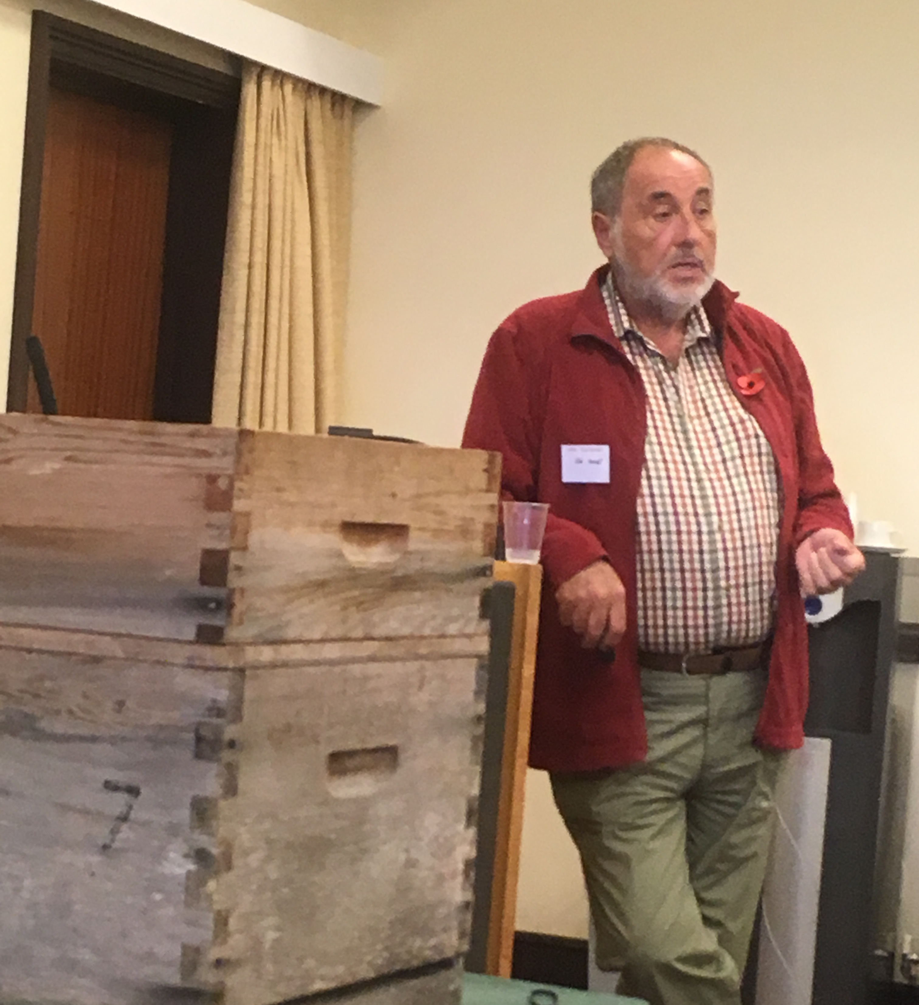 Hampshire Beekeepers Convention November 2017
